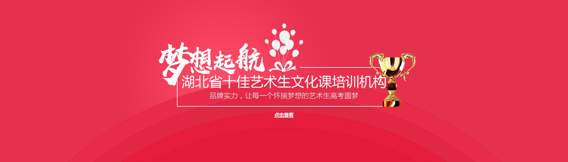 武汉艺考生文化课补习